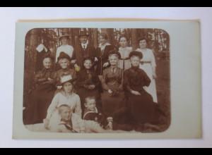 Foto, Frauen, Männer, Mode, Matrose, 1908 ♥ (34964)