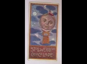 """Stollwerck"" Gruppe 162 ,Nr.4 Stollwerck, Album 4, Sonnenuntergang ♥ (40418)"