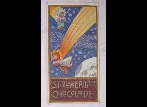 """Stollwerck"" Gruppe 162 ,Nr.6 Stollwerck, Album 4, Sternennacht ♥ (21929)"