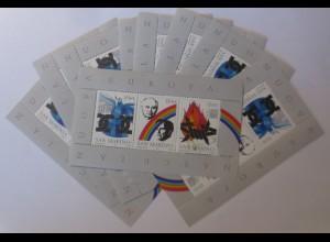 Block San Marino 1991 Block 14 Neues Europa xx ♥ (63733)