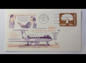 Raumfahrt, Weltraum, Nasa Shuttle Training Aircraft 1976 ♥ (11908)