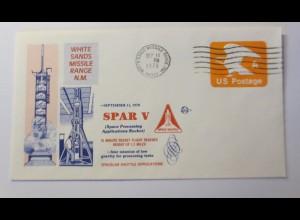 Raumfahrt, Weltraum, Spacelab Shuttle SPAR V 1978 ♥ (62266)