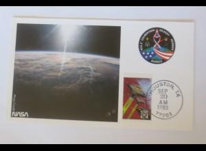 Raumfahrt, Weltraum, Walz Culbertson Readdy Newman NASA USA 1993 ♥ (22619)
