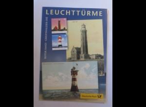 Sonderblatt Leuchttürme 2004 ♥