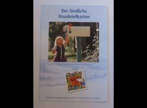 Sonderblatt Der ländliche Hausbriefkasten 2003 ♥