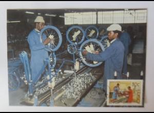 Maximumkarten Ciskei Industrie Fahrrad 1986 ♥ (60876)