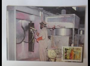 Maximumkarten Ciskei Industrie Fahhrad 1986 ♥ (67734)