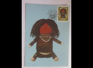 Maximumkarten Ciskei Hausgemachtes Spielzeug 1987 ♥ (32861)