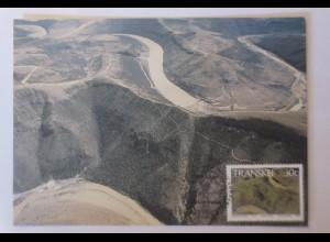 Maximumkarten Transkei Wasserkraftwerke 1986 ♥ (57323)
