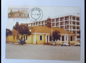 Maximumkarten Transkei Post in Transkei 1984 ♥ (71531)