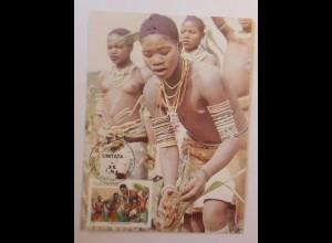 Maximumkarten Transkei Traditionelle Sitte 1984 ♥ (33322)