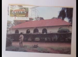 Maximumkarten Transkei Post in Transkei 1983 ♥ (4188)