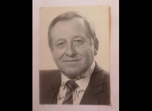 Autogramm CDU Egon Susett 1980 ♥ (54323)