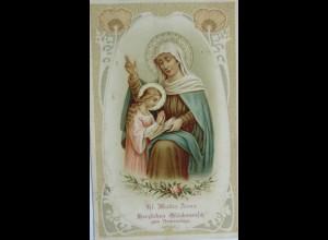 Namenstag, Heilige, Jugendstil, Maria, 1906 ♥ (12952)