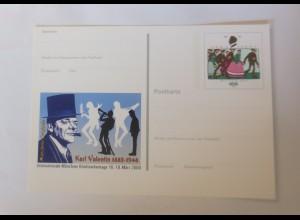 Sonderkarte Karl Valentin Komiker 2000 ♥ (64067)