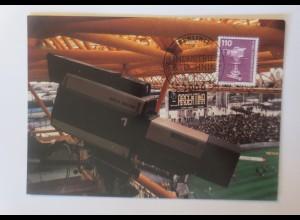 Maximumkarte Farbfernsehkamera 1982 ♥ (66137)