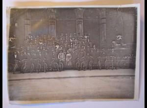 """Fahrrad, Pfeil Hannover 5.Preis Alfeld-Hannover"" 1922, Foto ♥ (48598)"