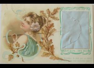 """""""Frauen, Blätter, Brief"""" 1901 ♥"""