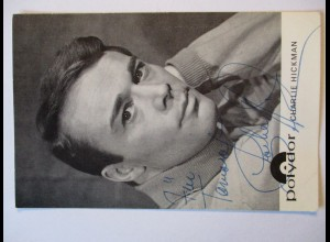 Charlie Hickman, Polydor Autogramm-Karte original signiert (32650)
