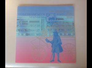 Telefonkarten, Neueröffnung Bahn Post 1991 Verkehrsmuseum Nürnberg ♥