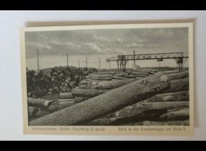 """""""Berufe, Holz, Schlobachwerke, Böhlitz-Ehrenberg-Leipzig"""" 1910 ♥"""