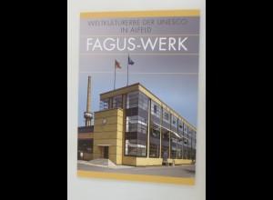 Sonderblatt Unesco in Alfeld Fagus-Werk 2003 ♥