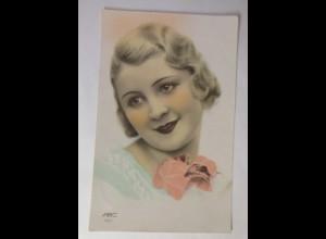 Frauen, Mode, Rosen, Frisur, 1925 ♥