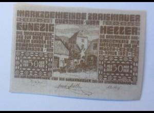 Notgeld, 50 Heller Österreich Marktgemeinde Traismauer 1920 ♥ (33484)