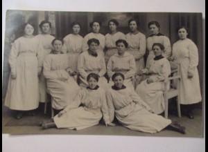 Berufe, Krankenhaus, Krankenschwester, Fotokarte