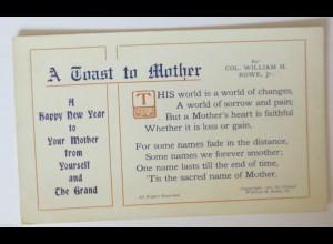"""""""Muttertag"""" 1910 ♥"""