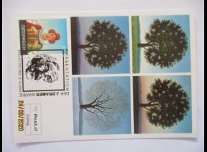 Kunst Josef Bramer, Vier Jahreszeiten, Sonderkarte 2004 (71784)