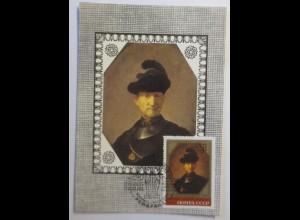 Sonderkarte, Kunst-Gemälde, UDSSR 1982 ♥ (72658)