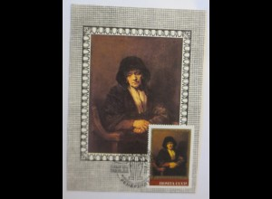 Sonderkarte, Kunst-Gemälde, UDSSR 1982 ♥ (12883)