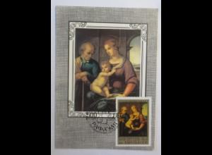 Sonderkarte, Kunst-Gemälde, UDSSR 1982 ♥ (72458)