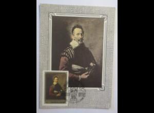 Sonderkarte, Kunst-Gemälde, UDSSR 1982 ♥ (4260)