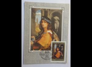 Sonderkarte, Kunst-Gemälde, UDSSR 1982 ♥ (11817)