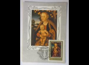 Sonderkarte, Kunst-Gemälde, UDSSR 1982 ♥ (64517)