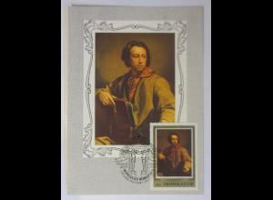 Sonderkarte, Kunst-Gemälde, UDSSR 1982 ♥ (30367)