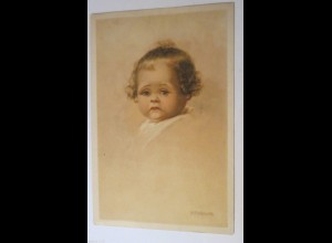 Kinder, Mode, Traurig, 1916, Wally Fialkowska ♥ (15600)