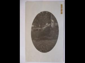 Kirchheim unter Teck, Junger Mann Willy Kolb, Fotokarte 1916 (4477)