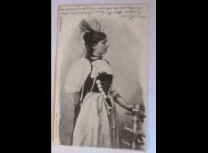 Trachten, Frauen, Mode, Bern, 1900, W. Kaiser ♥ (38742)