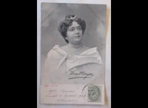 Künstler, Artist, Frauen, Mode, Vera Mayer 1904 ♥ (73904)