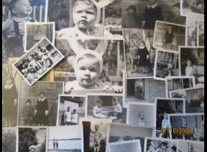 über 100 Fotos Kinder ca. 1920-50er Jahre