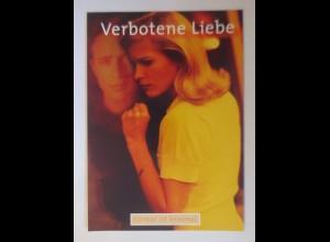 Filmpostkarte, Verbotene Liebe, Jetzt oder nie, 1995 ♥ (74192)