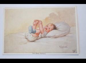 Kinder, Baby, Das schönste Spielzeug, 1919, Wally Fialkowska ♥ (25264)