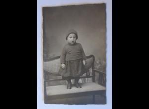 Foto, Kinder, Mode, Möbel, ca. 1908 ♥ (74648)