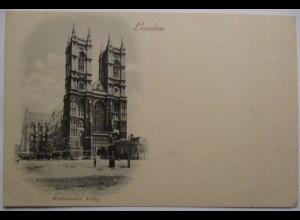 Großbritannien, London, Westminster Abbey, 1890/1900