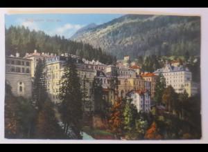 Photochromie, Badgastein Salzburg, 1910 ♥ (37078)