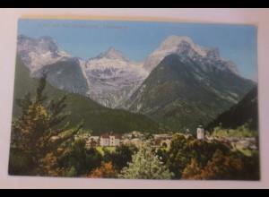 Photochromie, Lofer mit den Steinbergen Salzburg, 1910 ♥ (25095)
