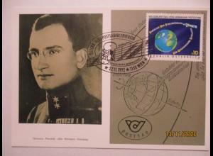 Raumfahrt Österreich Hermann Potocnik aus Pola (44819)